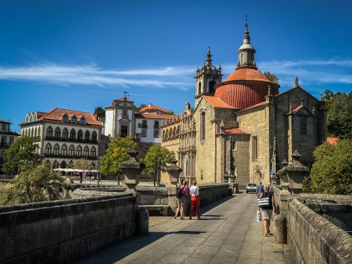 Noord Portugal Amarante