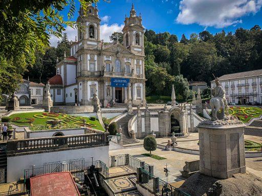 Noord Portugal Bom Jesus