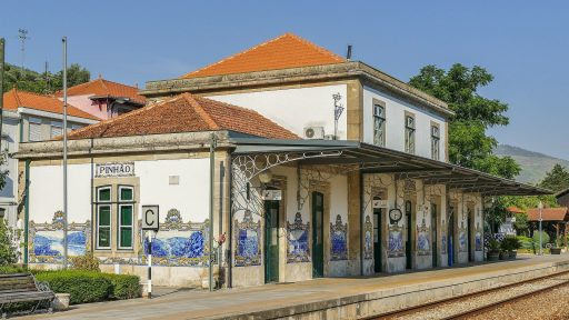 Noord Portugal Douro Pinhao